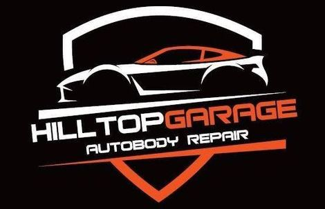Hilltop garage logo color
